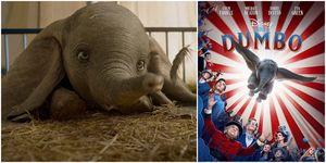 小飛象,預告,迪士尼,dumbo,電影,真人版電映,上映日期,故事