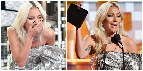 葛萊美,2019葛萊美,61屆葛萊美,女神卡卡,Lady Gaga,shallow,布萊德利庫柏