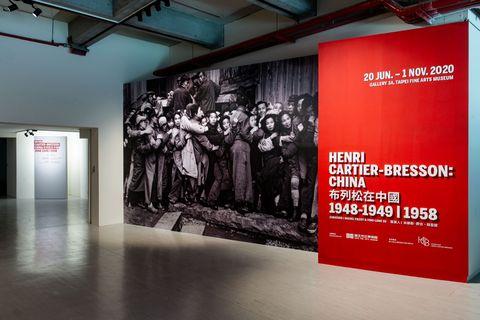 2020必看攝影大師展覽!「布列松、艾倫沙勒、薇薇安邁爾、黃華成」4個不可錯過的現代攝影展