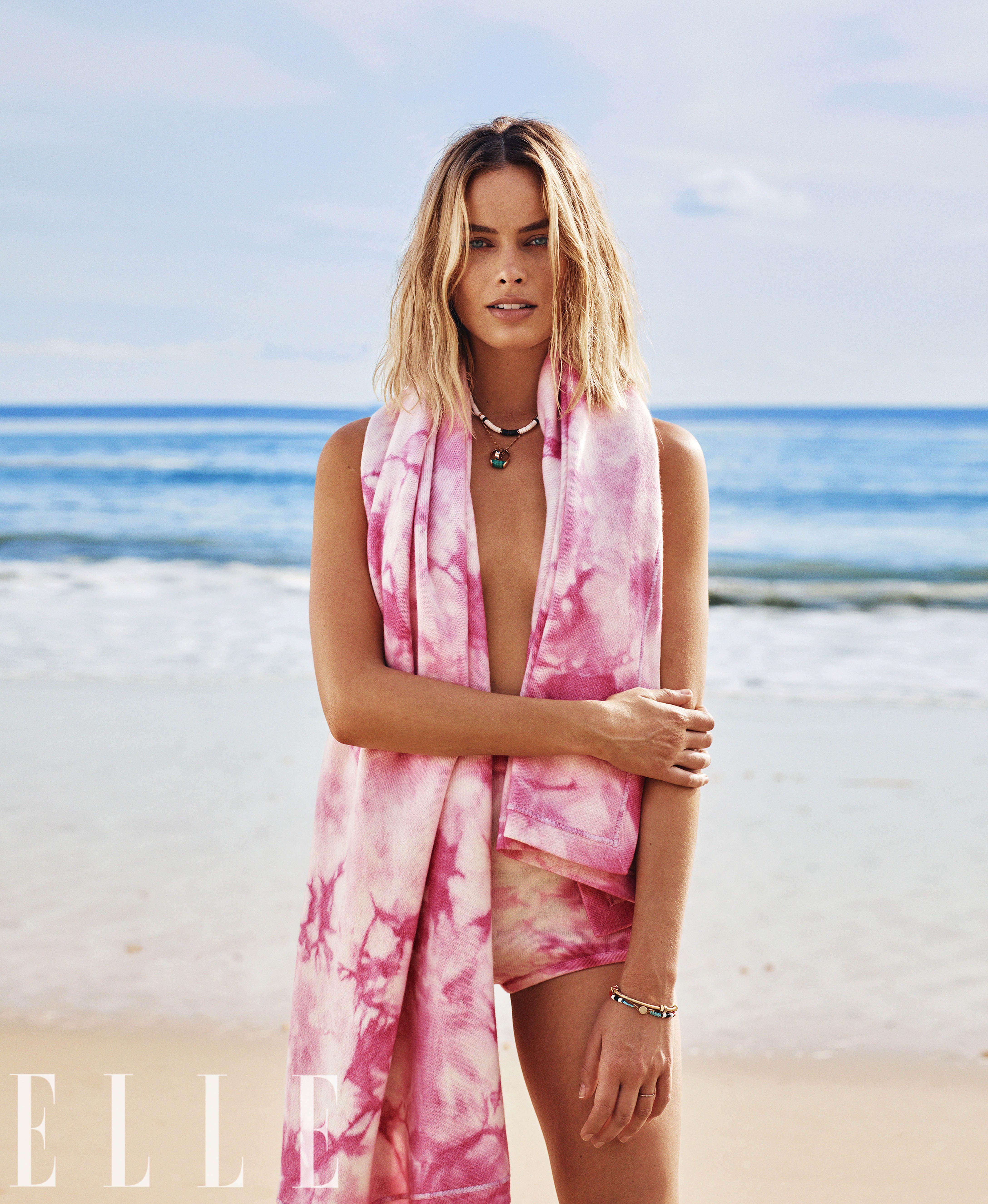 Margot Robbie ELLE February 2018