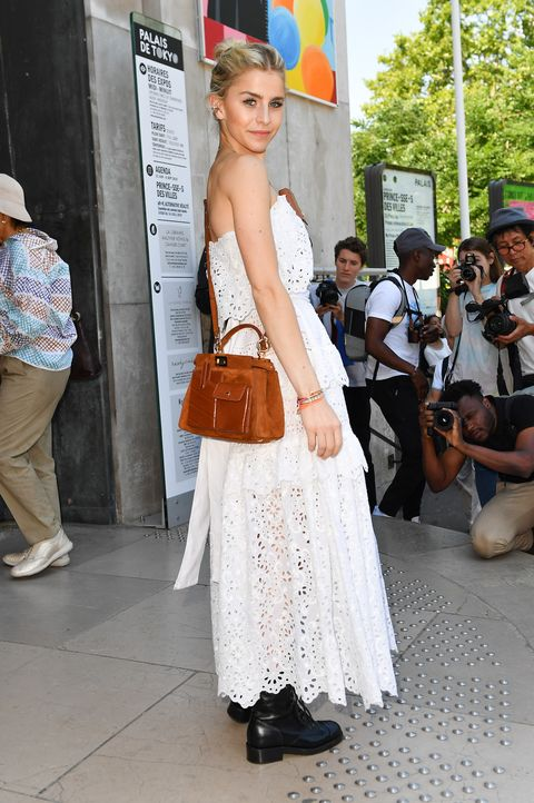 Elie Saab : Outside Arrivals - Paris Fashion Week - Haute Couture Fall/Winter 2019/2020