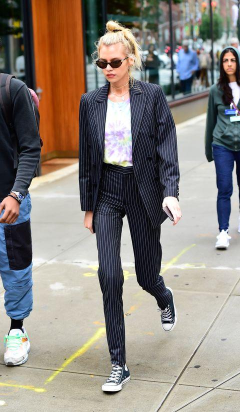 Celebrity Sightings In New York City - September 06, 2019