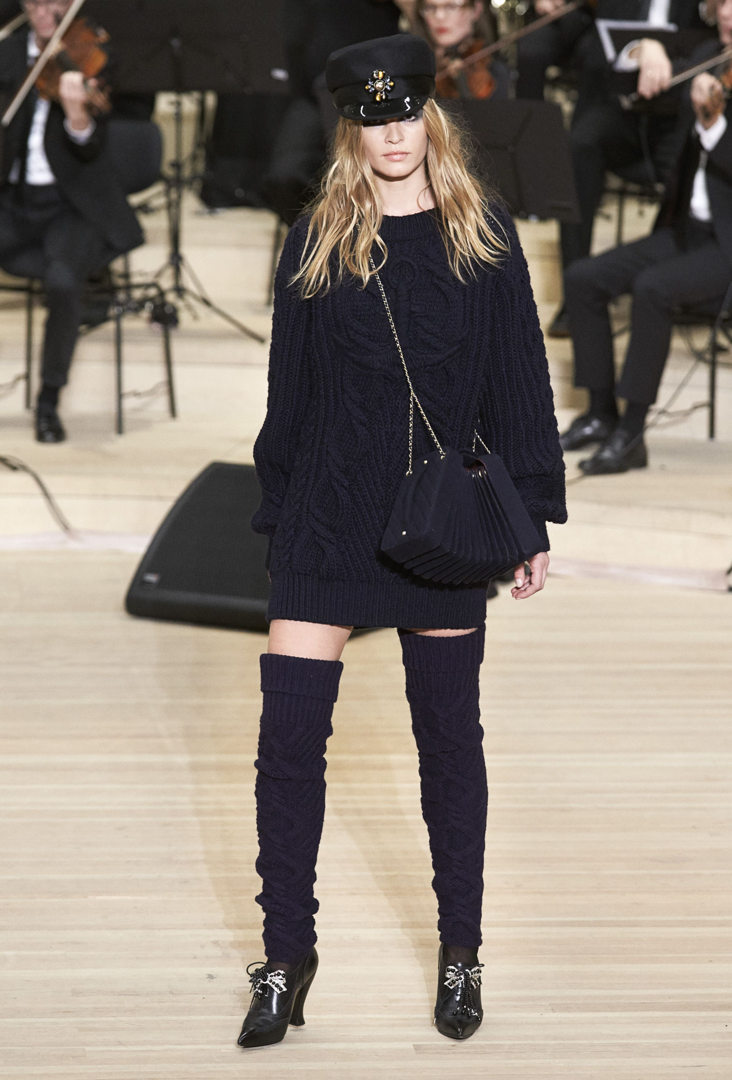 """Chanel Metiers d'Art"""" Fashion Show"""