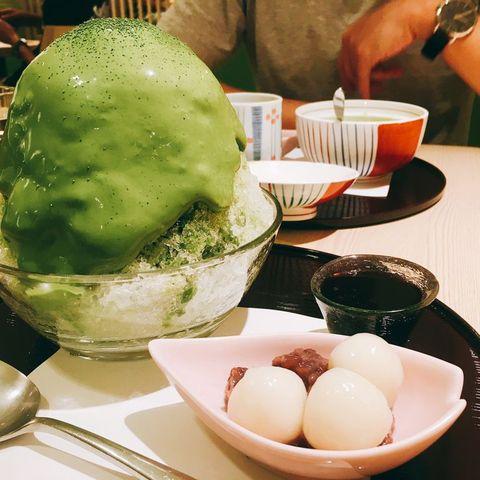 Food, Cuisine, Mochi, Dish, Comfort food, Melon, Dessert, Ingredient, Kakigōri, Frozen dessert,