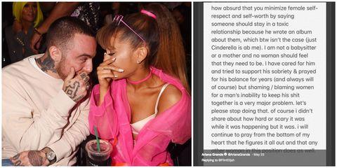 亞莉安娜,Ariana Grande,男友,訂婚,Mac Miller,Pete Davidson