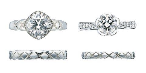 Body jewelry, Diamond, Platinum, Fashion accessory, Jewellery, Gemstone, Silver, Earrings, Silver, Metal,