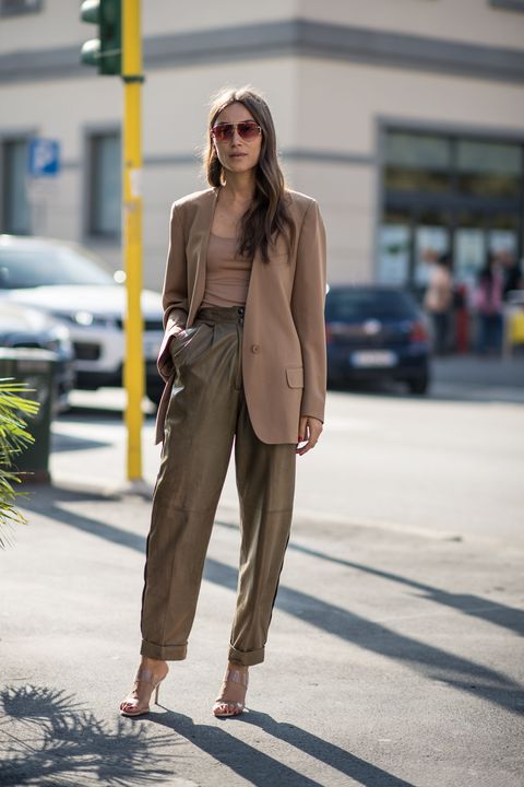 Street Style: September 23 - Milan Fashion Week Spring/Summer 2019
