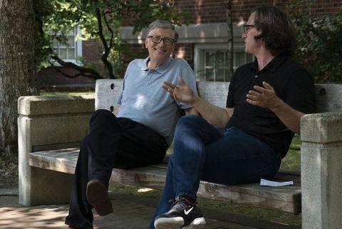ビル・ゲイツの頭脳を解読する、Netflixの最新ドキュメンタリーに注目