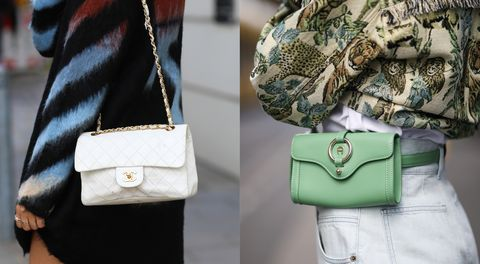 White, Street fashion, Green, Fashion, Bag, Fashion accessory, Design, Handbag, Leather, Pattern,
