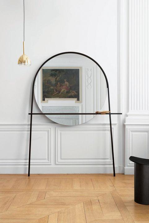 Floor, Room, Furniture, Product, Wood flooring, Flooring, Laminate flooring, Architecture, Tile, Interior design,