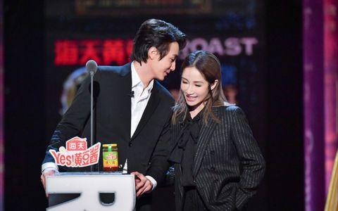 蕭亞軒與男友黃皓上節目放閃吐槽