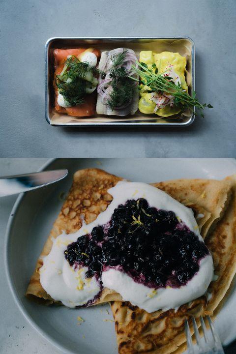 Dish, Food, Cuisine, Ingredient, Blackberry, Comfort food, Produce, Lunch, Berry, Dessert,