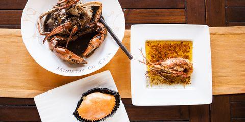 Food, Dish, Cuisine, Crab, Ingredient, Seafood, Comfort food, Meal, Brunch, Recipe,