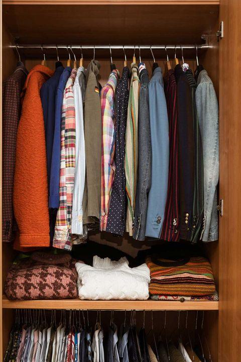 イタリア, クローゼット, 私服, ファッション