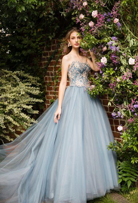 素敵なドレスが知りたい vol8♡イノセントリー東京「自分だけの香りを纏うドレス」編