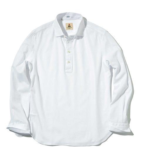 ポロシャツ, 台襟 , 長袖, リモート会議, テレワーク, ニューノーマル,メンクラ,ファッション