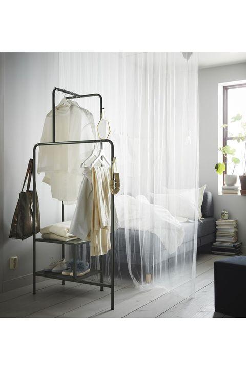 Room, Interior design, Linens, Flowerpot, Houseplant, Grey, Beige, Bedding, Home, Bed sheet,