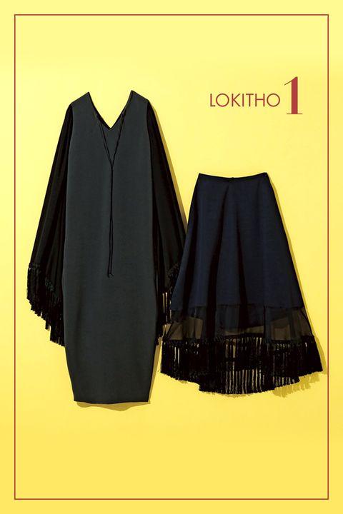 ロキトのワンピースとスカート