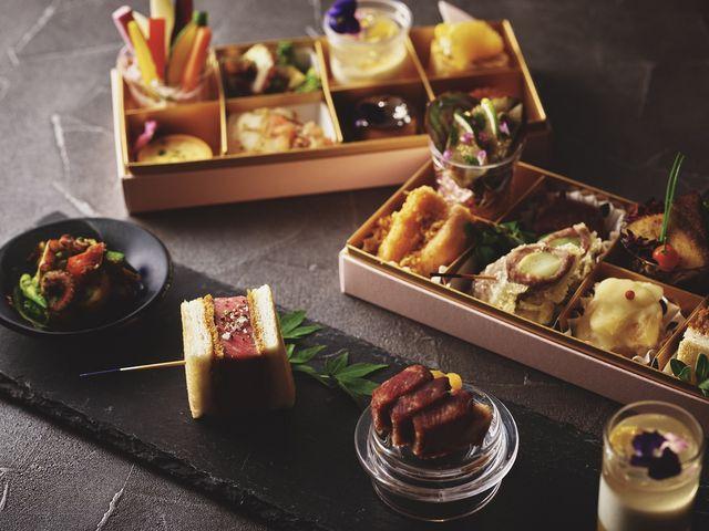 ストリングスobento to go,ストリングスホテル東京インターコンチネンタル,テイクアウト,ホテル,お弁当