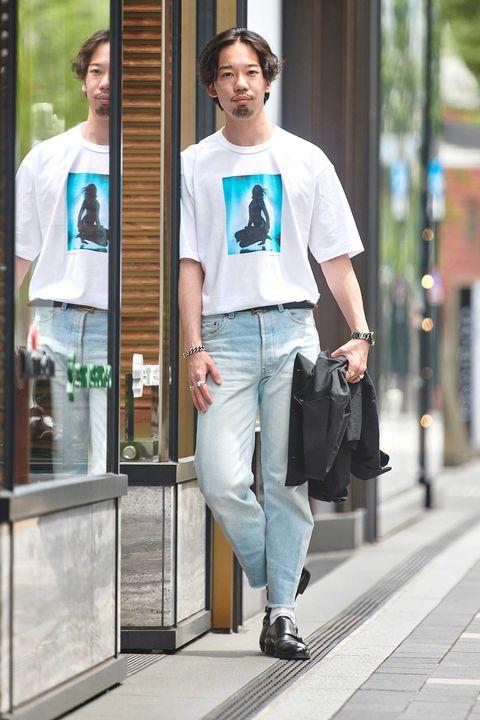 大人の夏スタイル , 夏スタイル,  スタイル, tシャツ , スナップ, ファッション, メンクラ