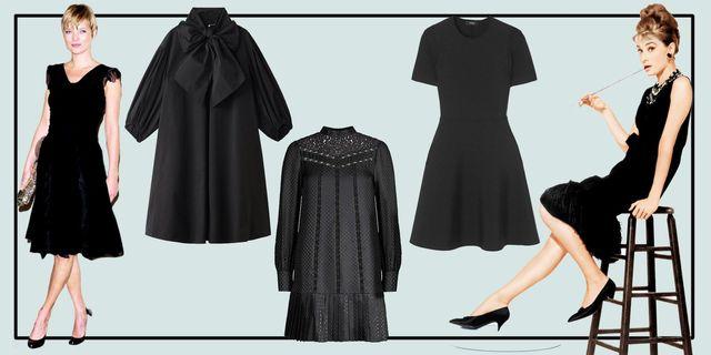 リトル・ブラック・ドレスこそ最強の美人服! 頼れる黒ワンピース21