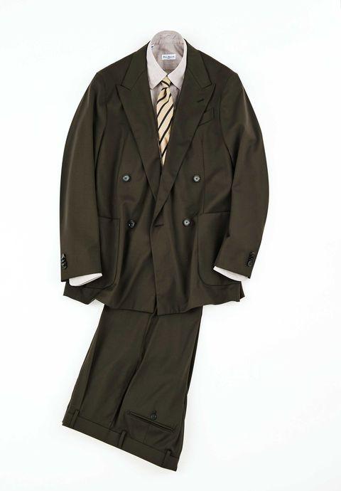 ダブルブレスト, ジャケット, スーツ, セットアップ, 遊びにも使えるビジネススタイル , ビジネススタイル,  2021年秋冬, スタイル,アイテム, ファッション, メンクラ