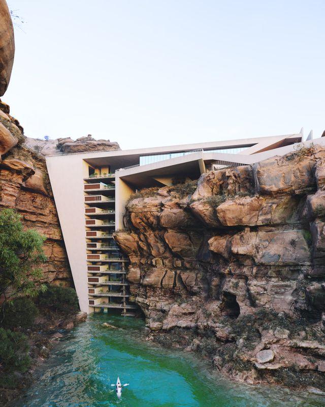 valley residential bridge di didformat studio