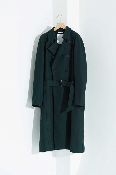 ゆったりコート, コート, ジェンダーレス, アイテム, ファッション, メンクラ