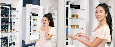 Skin, Room, Furniture, Door, Technology, Refrigerator, Shelf, Home appliance,