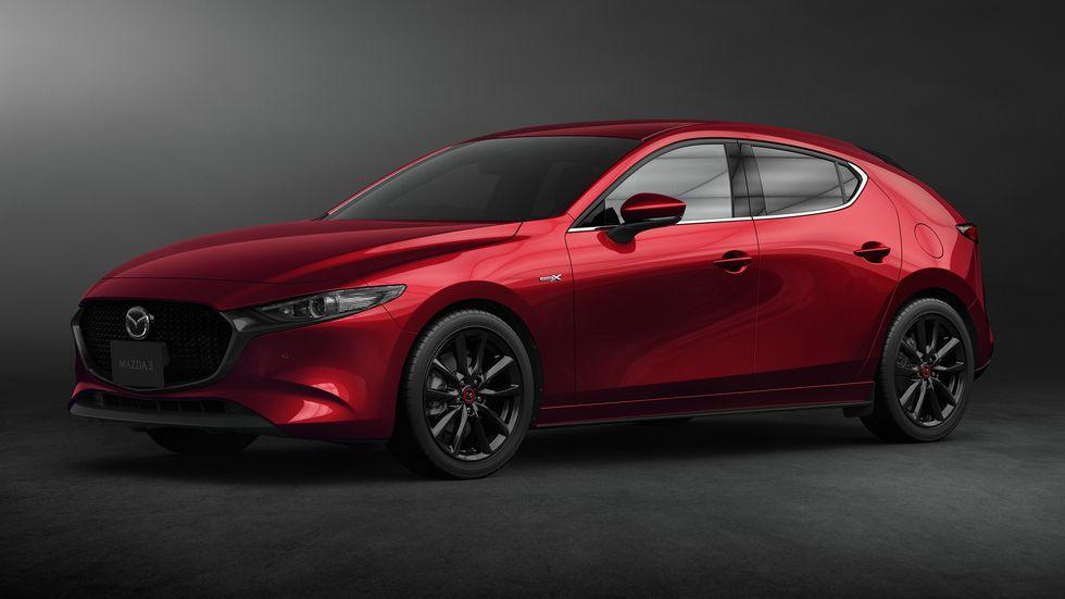 El Mazda 3 Skyactiv-X aumenta de potencia ¡en Japón!