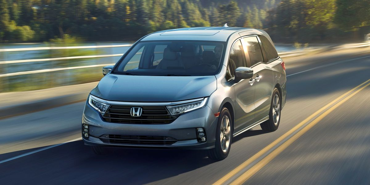 2021 Honda Odyssey Review, Pricing, and Specs