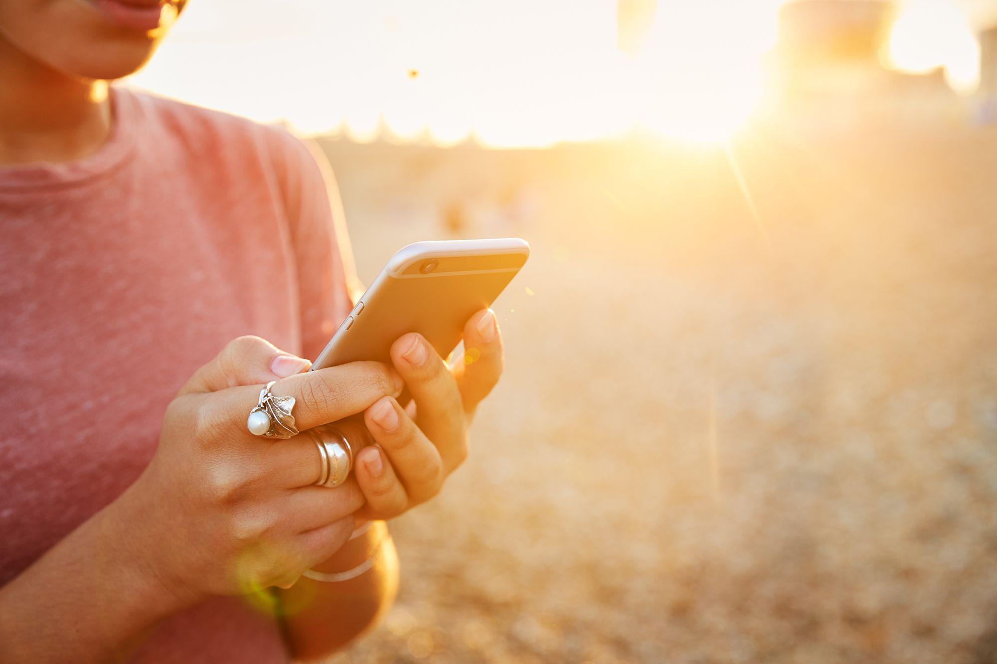 Apps para protegerse del sol