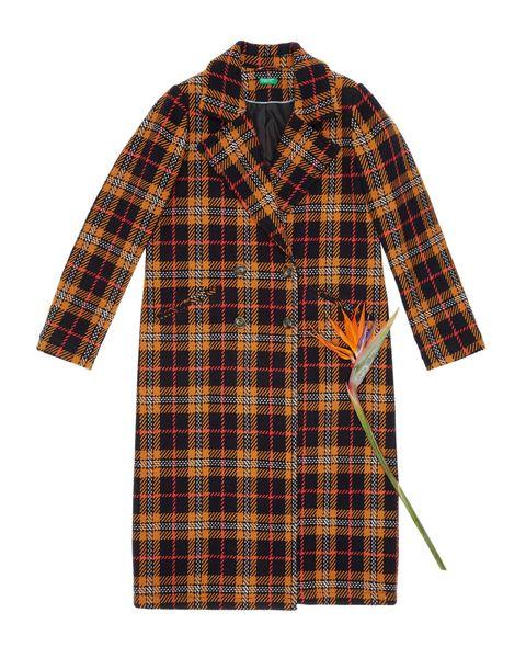 cappotti a quadri 2019, cappotti donna a quadri inverno 2019, cappotti a quadri sotto le 200 euro