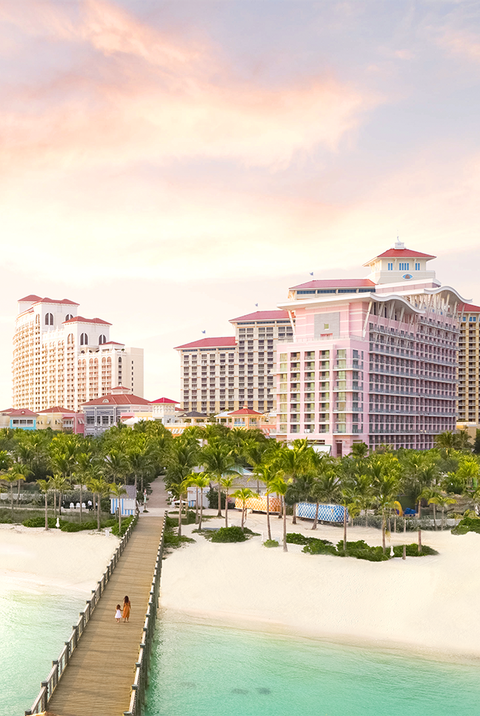Best Family Vacations - Baha Mar