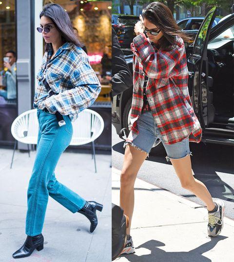 6cdf76921b37 La camicia a quadri e le fantasie check sono i must moda inverno 2019 per  outfit