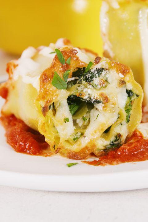 lasagna florets