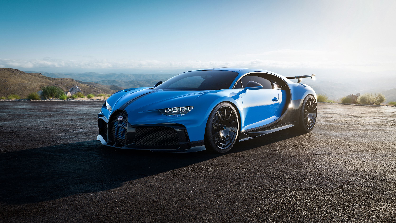 2021 Bugatti Veyron First Drive
