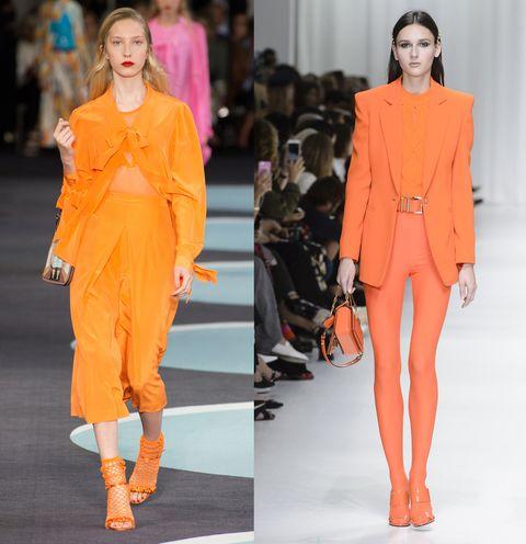 f3f29ec8235e Scopri i colori moda primavera estate 2018 e gli abbinamenti più cool per  un look di