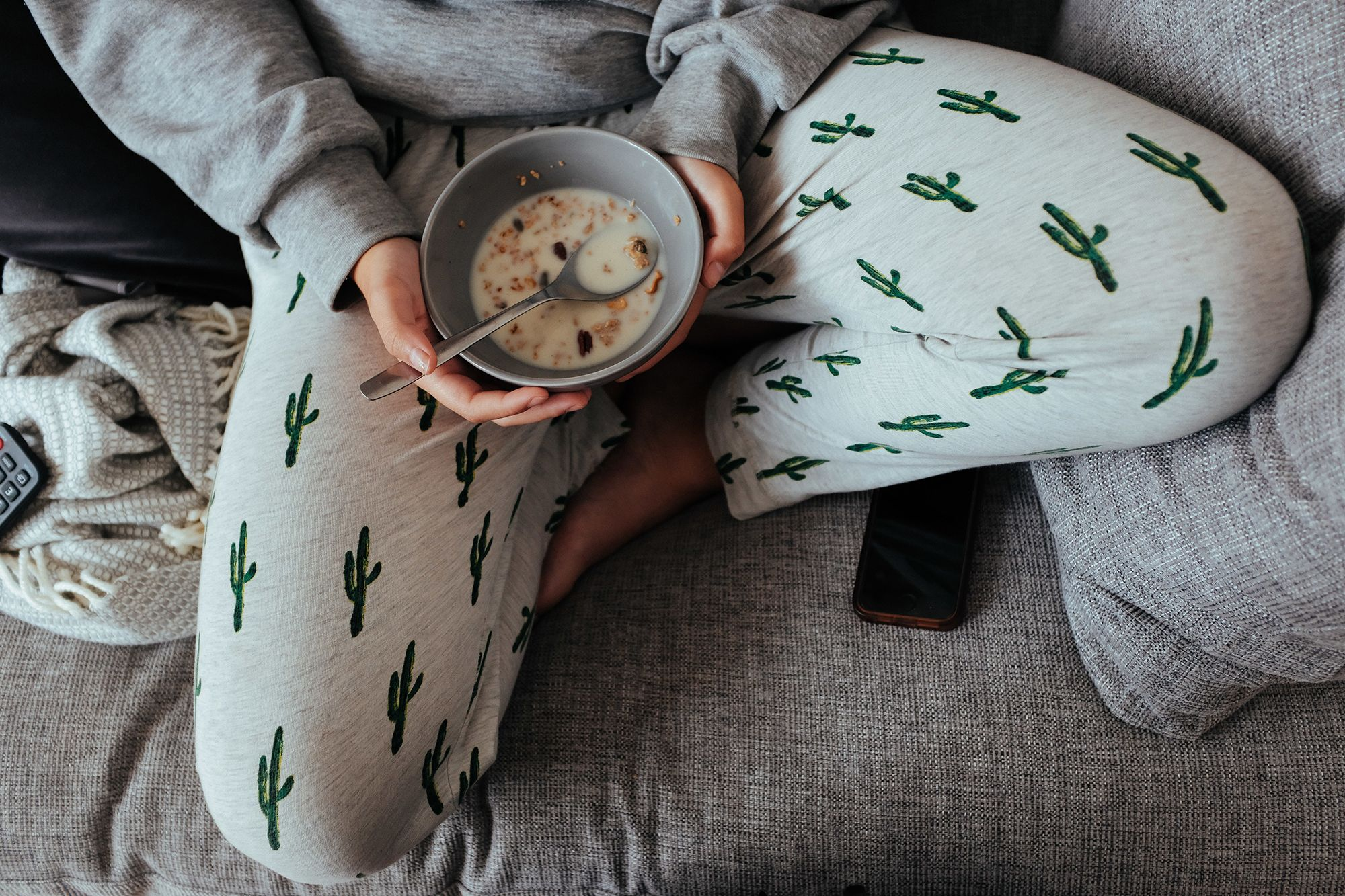 Desayunar bien