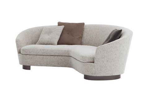 5 divani strani dalle forme irregolari e dinamiche
