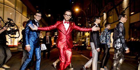 a3c08fff80c56 L Alta sartoria di Dolce   Gabbana è star a New York