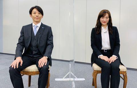 綾瀨遙、高橋一生 合作日劇《天國與地獄》