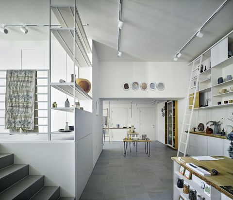Flow Gallery House, John Pardey Architects, Notting Hill, Londra