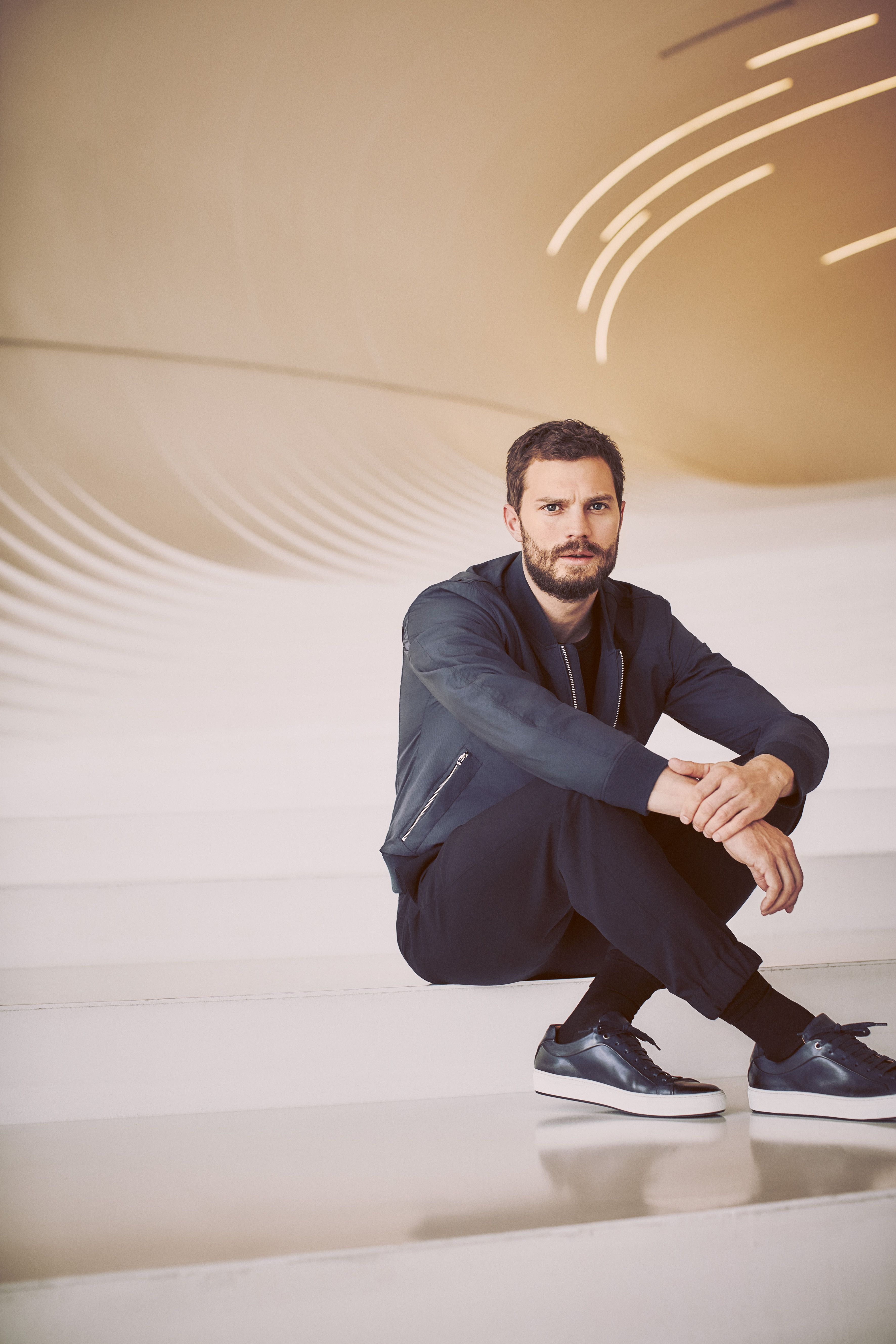 jamie dornan boss the scent