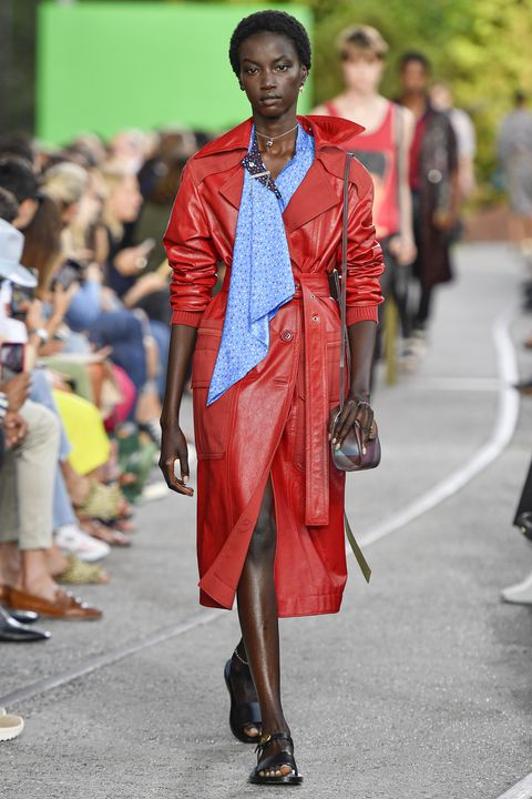 Color Street Spring 2020.Every Look From Coach S Spring 2020 Runway Show