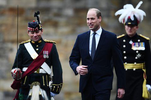 prince william 2021 scotland