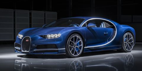 Bugatti Is Reportedly Working On a More Affordable Hybrid 2+2