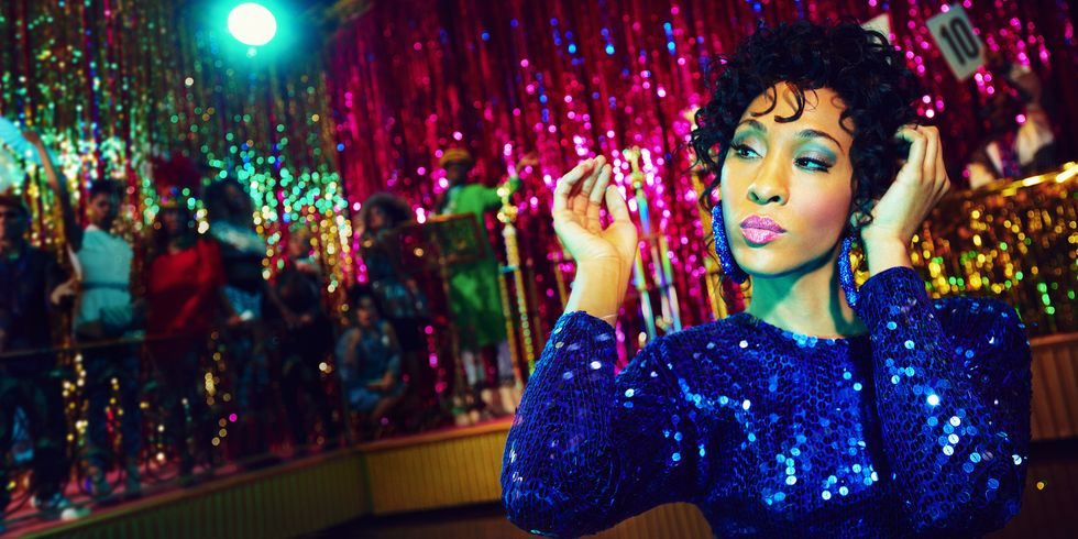 <i>Pose</i> Star MJ Rodriguez on Being a Trans Actress of Color and the Power of Makeup