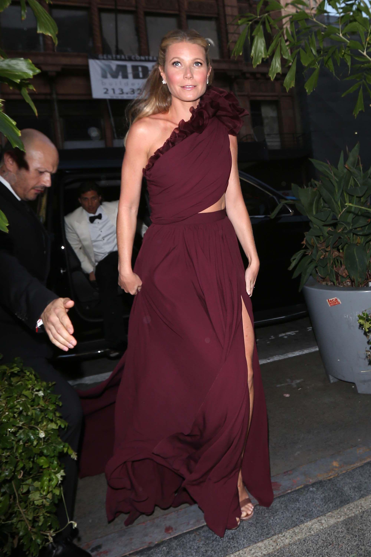 Gwyneth Paltrow boda secreta