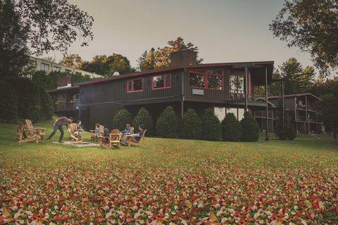 high peaks resort in lake placid, new york